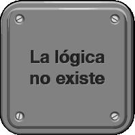La lógica no existe