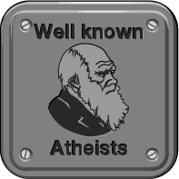 Well Known Professed Atheists