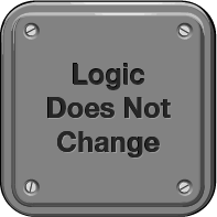 Logic Does Not Change