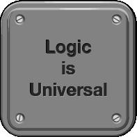 Logic is Universal