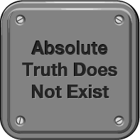 Absolute Does Not Exist